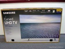 Samsung Mu8500 65 Curved Smart Led 4k Ultra Hd Tv W Hdr 8 Series 4k Ultra Hd Tvs Samsung Smart