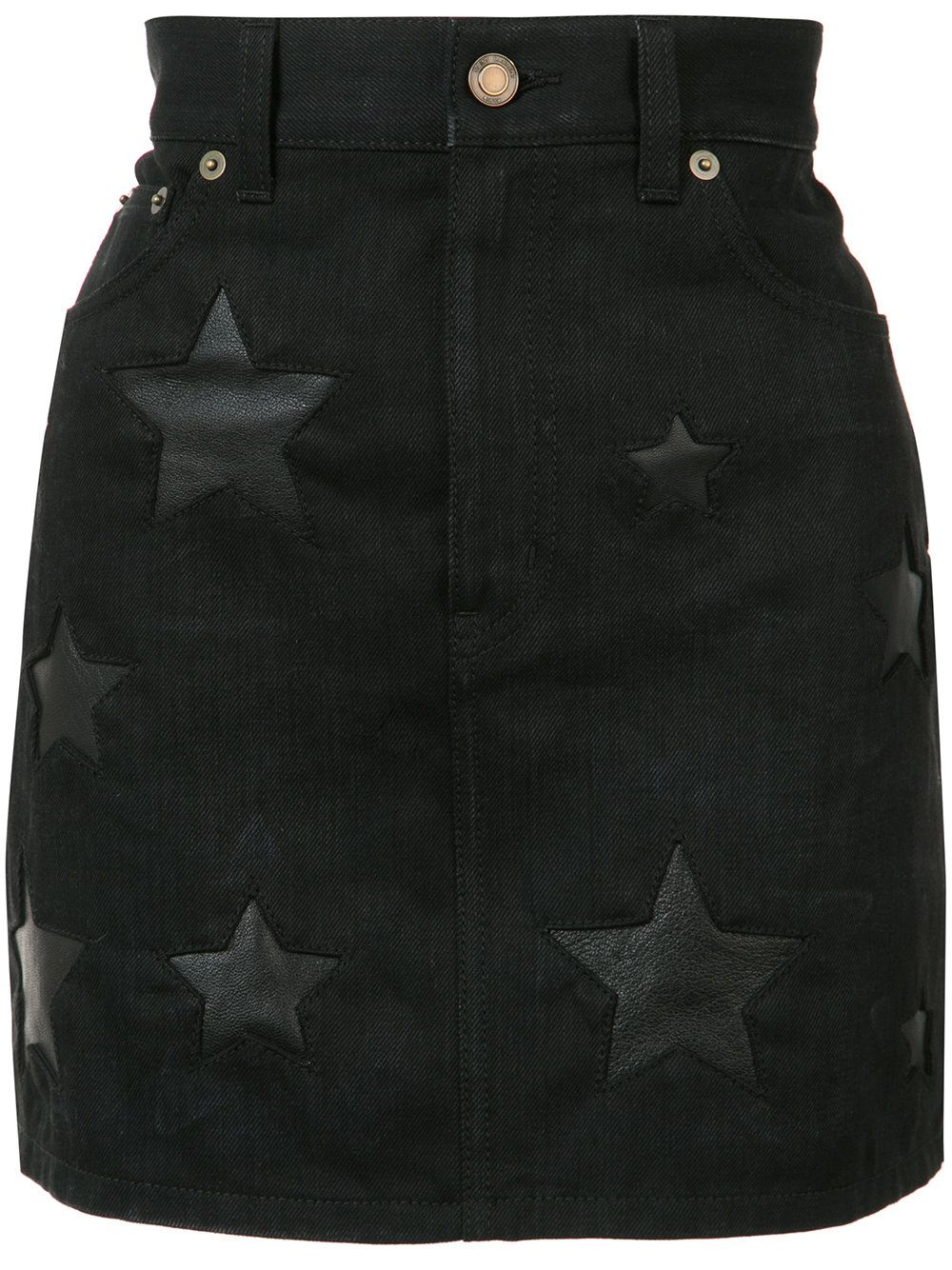 Clothing, Shoes & Accessories Straightforward River Island Jean Skirt Mini 8