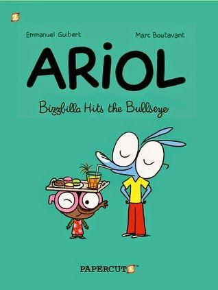Graphic Novel: ARIOL #5: Bizzbilla Hits the Bullseye by Emmanuel Guibert