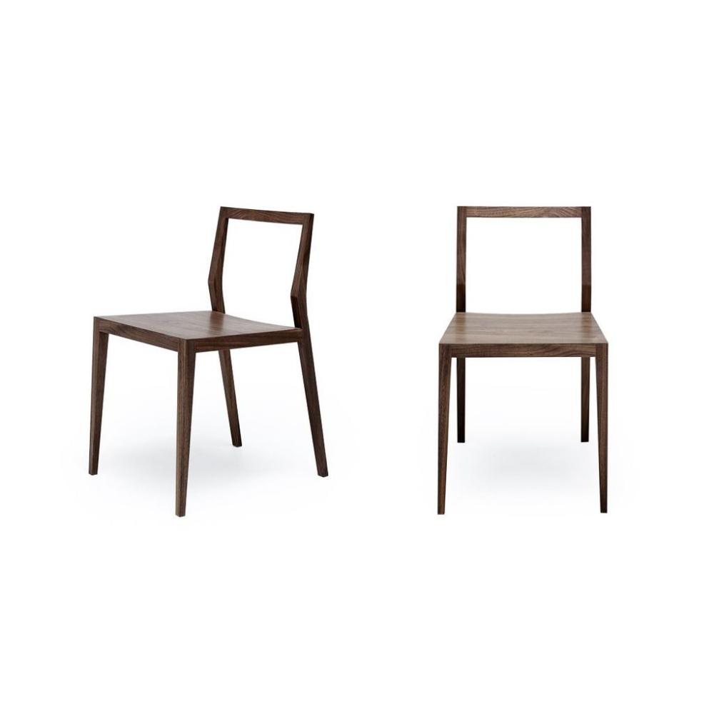 Stuhl GHOST  Stühle, Holzstühle, Minimalistisches design