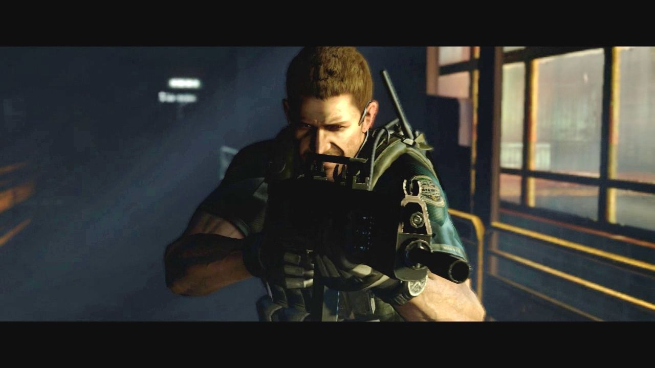 Chris Redfield Re6 Resident Evil Action Figures Geek Stuff