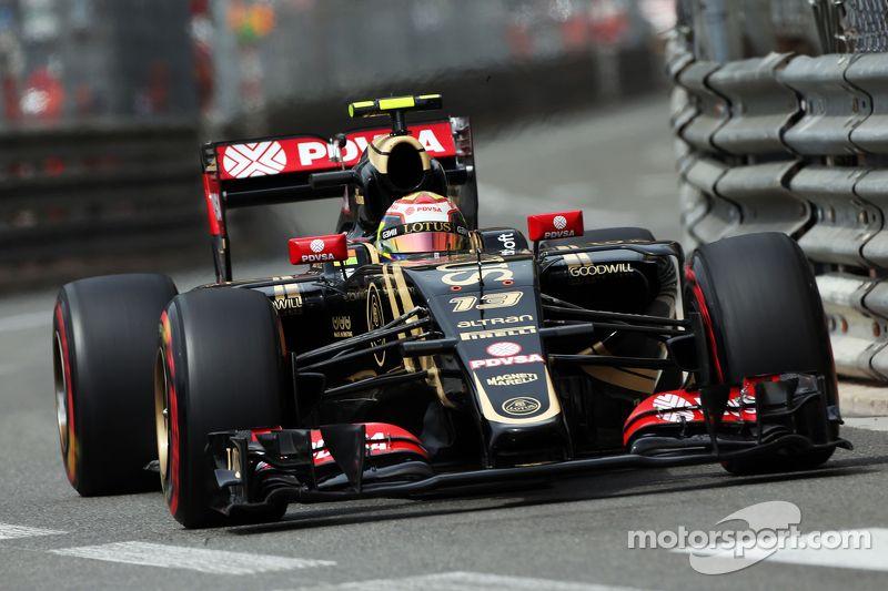 Pastor Maldonado, Lotus F1 E23 Autos, Mónaco, Pastor