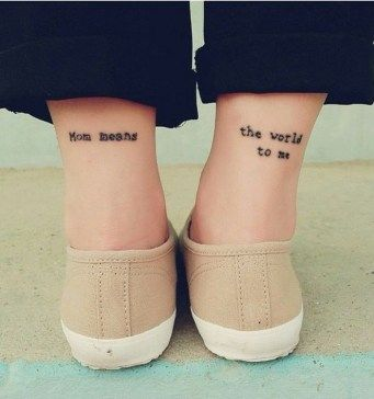 46 inspirational tattoo quotes for women 030