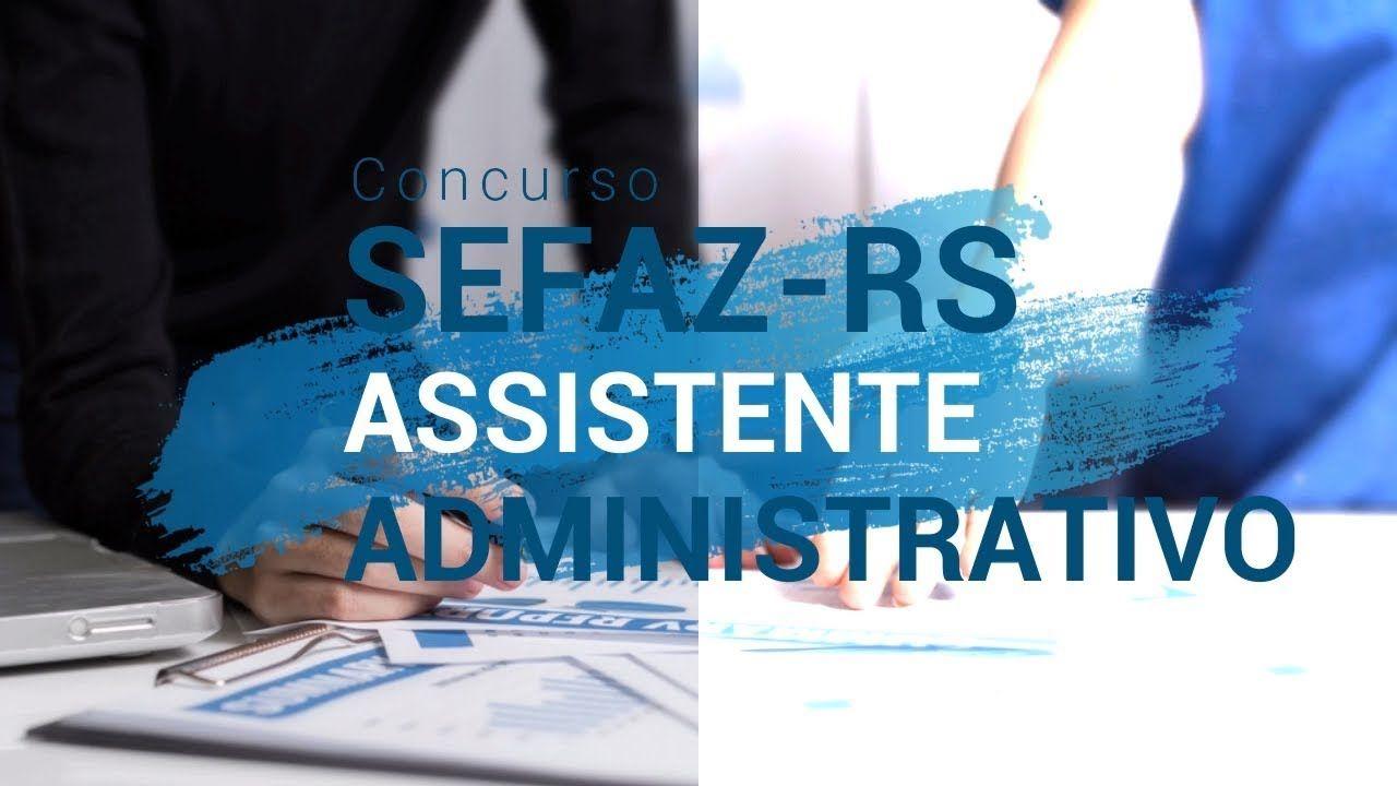 Apostila Assistente Administrativo Sefaz Rs 2018 Pdf E Impressa