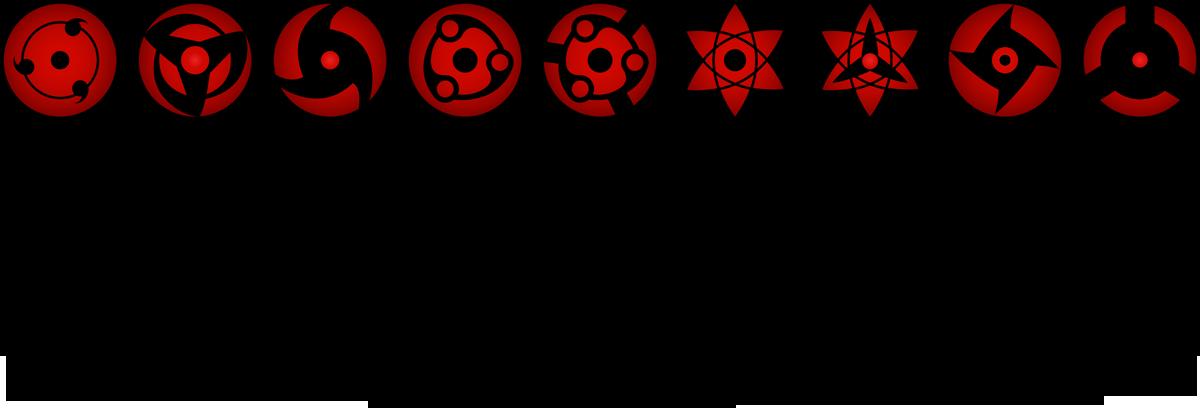 Картинки символов наруто