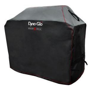 Dyna Glo Premium 4 Burner Gas Grill Cover Dg400c The Home Depot Gas Grill Covers Grill Cover Bbq Cover