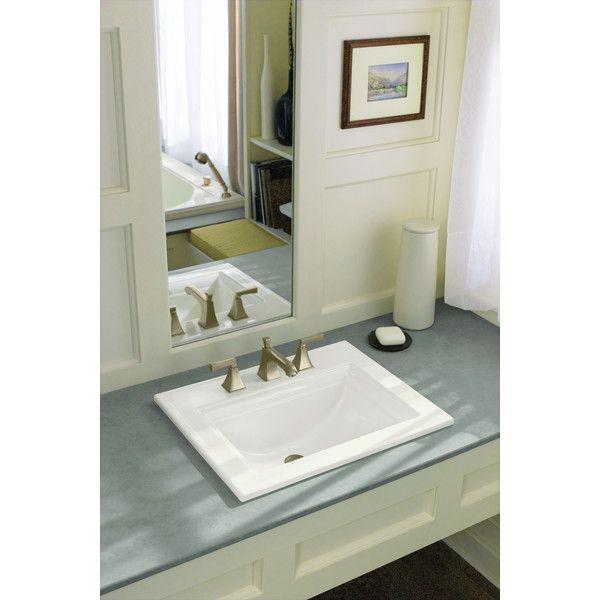 Free Shipping Shop Wayfair For Kohler Memoirs Stately Dropin Amusing Wayfair Bathroom Sinks Decorating Inspiration