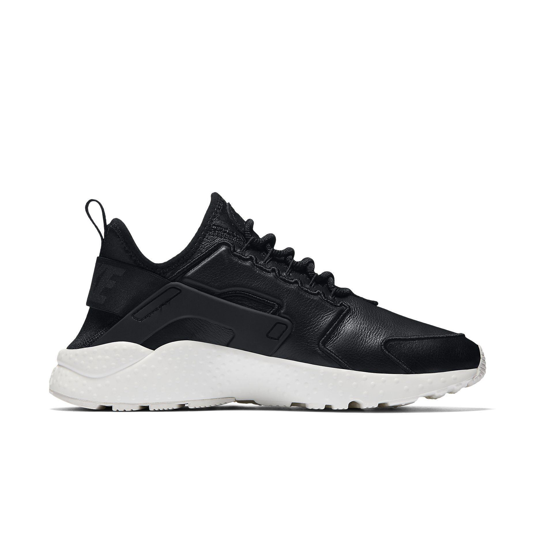 finest selection c36a5 cbb7a ... sport shoes nike air huarache ultra se premium team red black white  819685 601 mens running shoes  ...