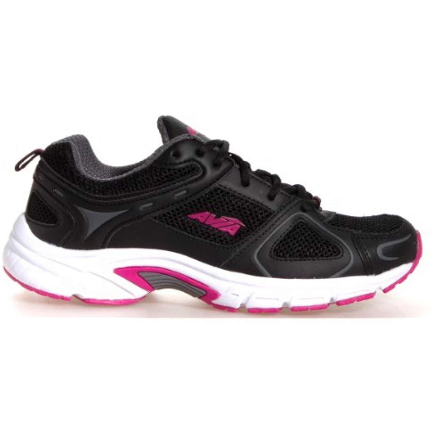 Women's Black/Steel Grey/Zuma Pink Sneakers >>> Check out the image by visiting the link. (This is an affiliate link and I receive a commission for the sales) #Shoes