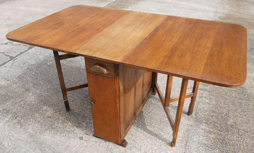 Drop Leaf Table With Storage : Elegant Drop Leaf Table U2013 Home Furniture  Ideas