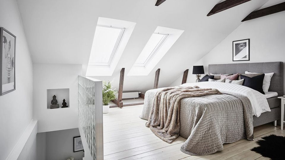 Une déco chic et cosy Cosy and Bedrooms