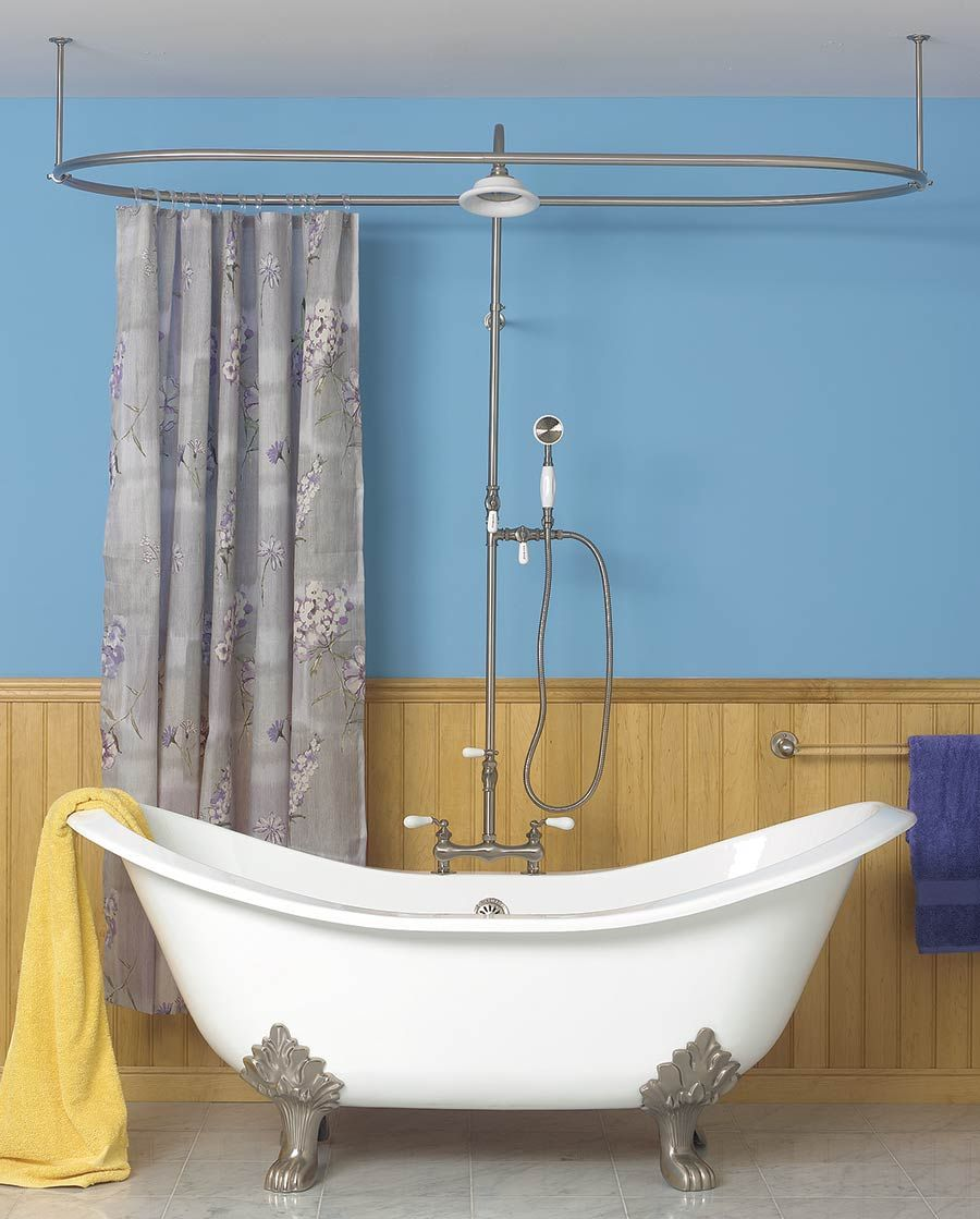 Looking for a vintage feel or do you have a vintage tub, check out ...