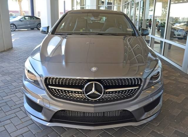 The cla launch edition offered exclusively during the cla for Alex rodriguez mercedes benz clear lake