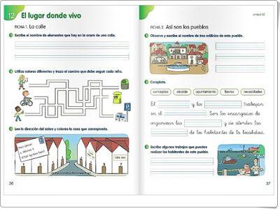 Ciencias Sociales De Primaria 1º Medio Social Calle Ciencias Sociales Socialismo Ciencias Sociales Primaria