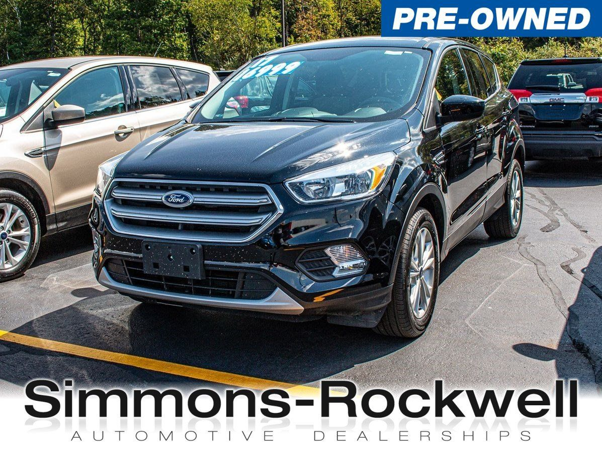 Used 2017 Ford Escape From Simmons Rockwell In Elmira Ny 14903 Call 607 796 5555 For More Information 2017 Ford Escape Ford New Engine