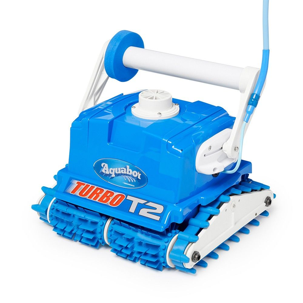 Aquabot Turbo T2 Abturt2r1 In Ground Automatic Robotic Swimming Pool Cleaner Pool Cleaning Aquabot Swimming Pool Cleaners
