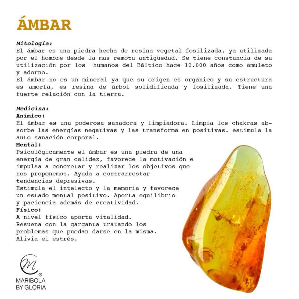 Aprendemos sobre el mbar copyright - Propiedades piedras naturales ...