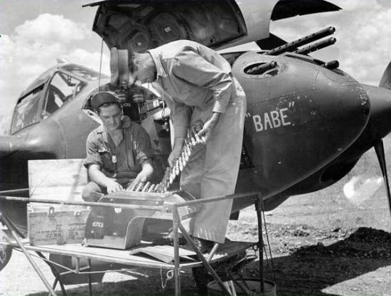 P 38 14th Fighter Group 1943 Afrique Du Nord Northern Africa C Usaf Domaine Public Public Domain Photos Militaires Aviation Militaire Et Militaire