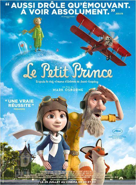 Le Petit Prince C Est L Histoire D Une Petite Fille Intrepide Et Curieuse Qui Vit Dans Un Monde D Ad Le Petit Prince Film Le Petit Prince Films Pour Enfants