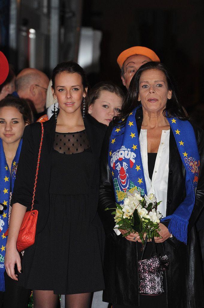 Princess Stephanie - Monte-Carlo 36th International Circus Festival - Day 3