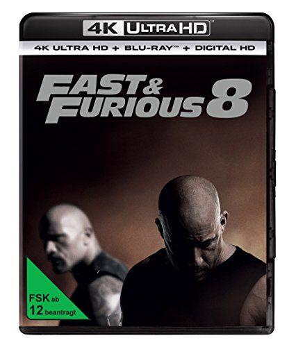 Fast Furious 8 Ultra Hd Blu Ray 4k Blu Ray Disc Filme Fast And Furious Paul Walker