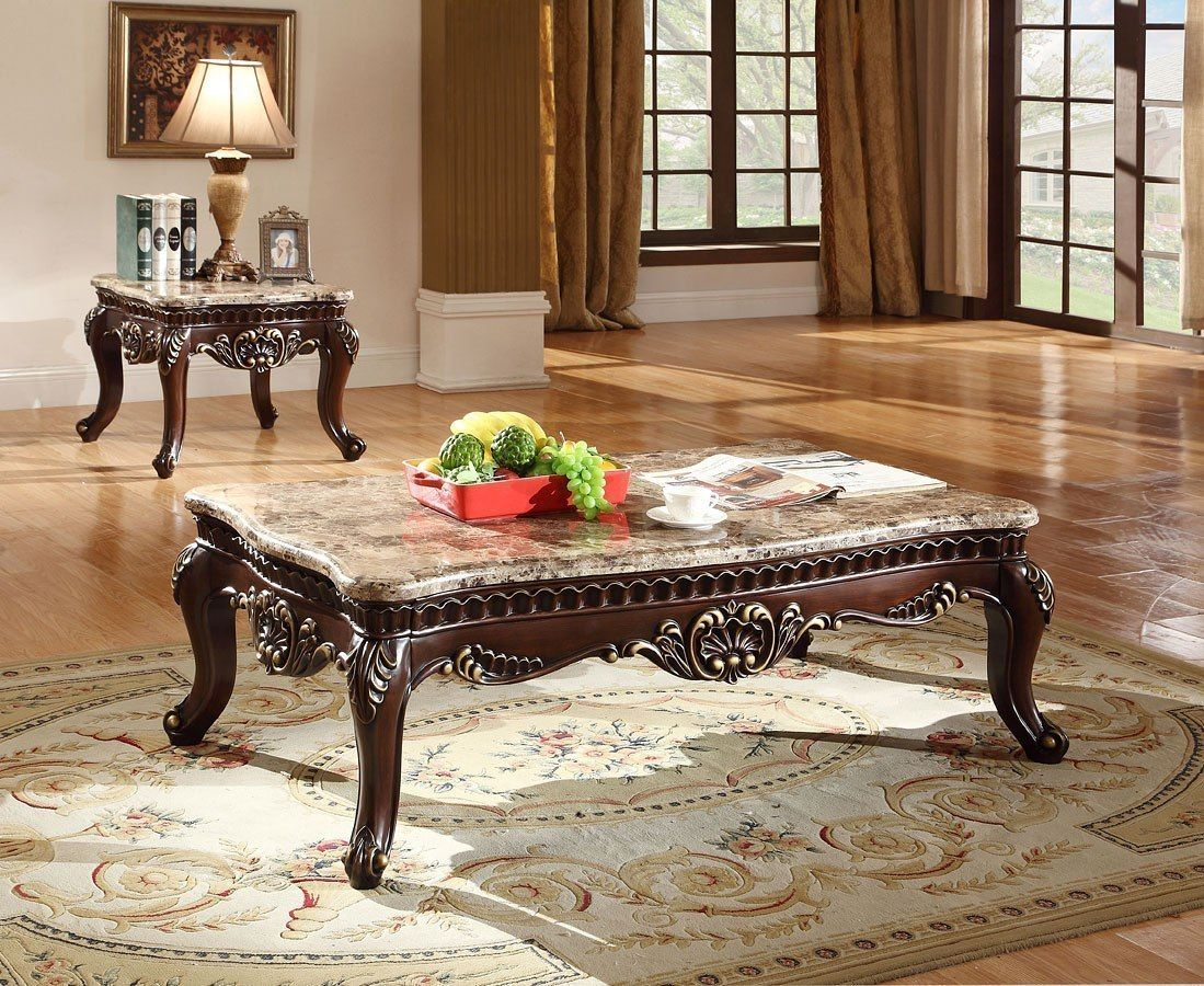 Catania Occasional Table Set Meridian Furniture Coffee Table Setting Coffee Table [ 900 x 1099 Pixel ]