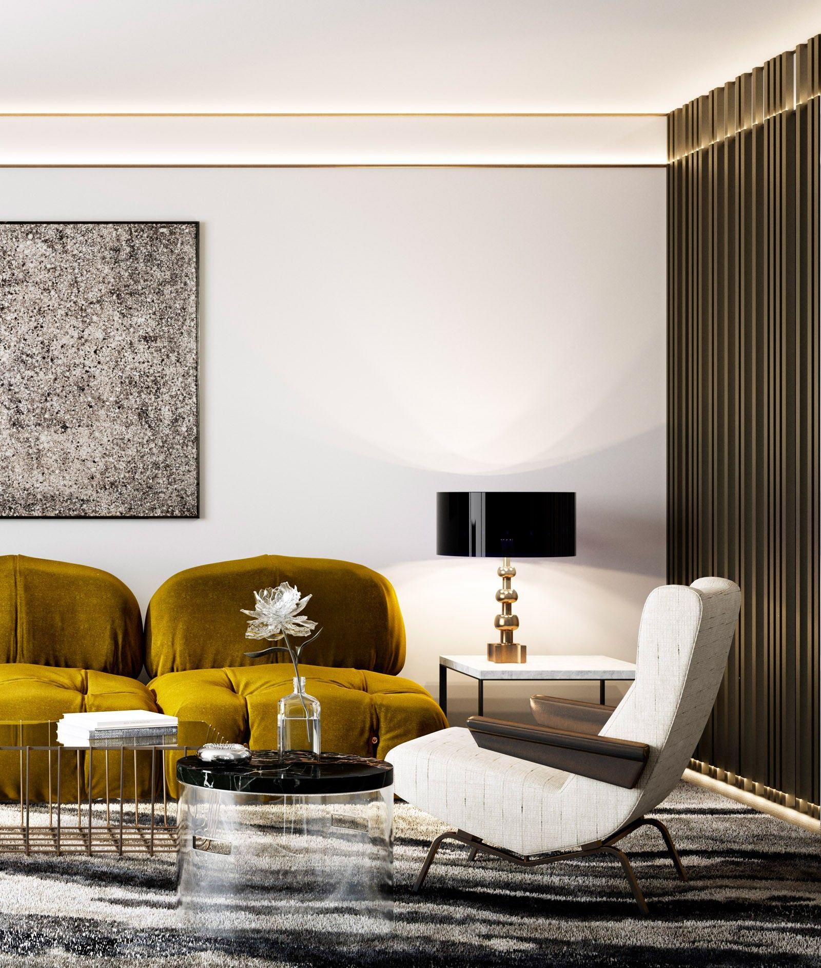 Pin by guozi jessie on 黄棕色系 | Living room decor, Home ...