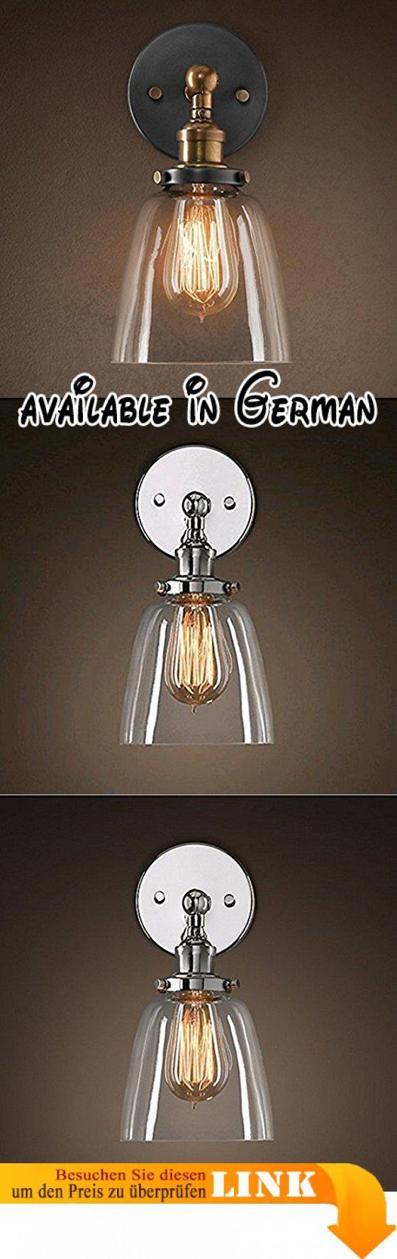 Einstellbare/Flexible Retro Spot Light/Swing Industrial Style,dem Kopfende  Des Bettes Ist Dekorierte Wände Amerikanische Antike Klarglas Tiu Chung U2026