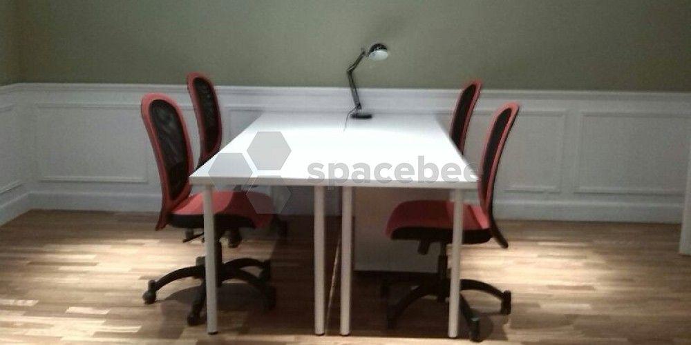Spacebee | Mesa y espacio compartido en Barcelona