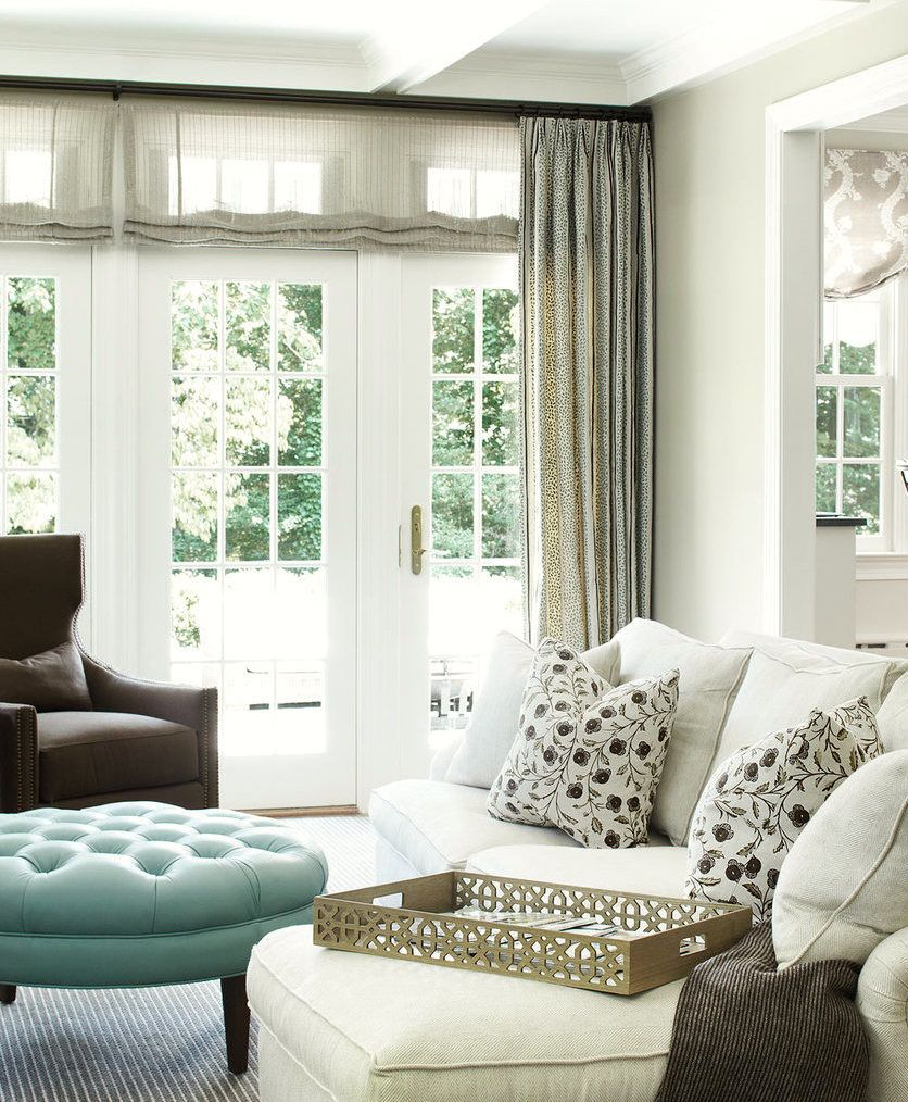 Window Treatments For Difficult Windows + What You Must Never Do ...