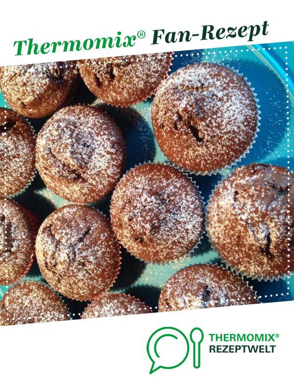 Schoko-Bananen-Muffins #pumpkinspicecupcakes