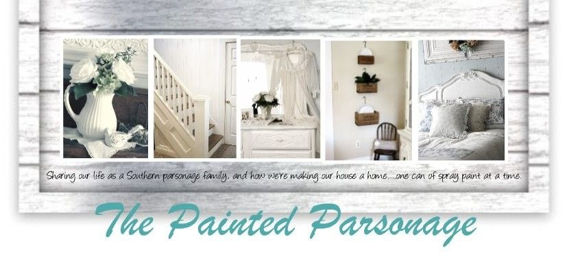 Blog of a crafty preacher's wife and how they are making the parsonage a home and haven for their family