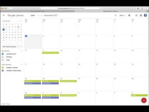 Calendar with CSS Grid - Snook ca | Web Design | Css grid