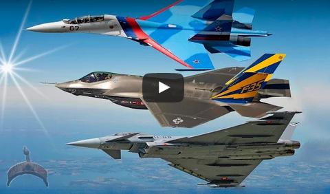 Best Fighter Jet In The World 2020 Top Ten Best Fighter jets Aircraft in the World 2016   2020 Watch