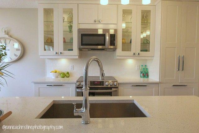 Best Kitchen Renovation Using Ikea Grimslov Cabinets 640 x 480