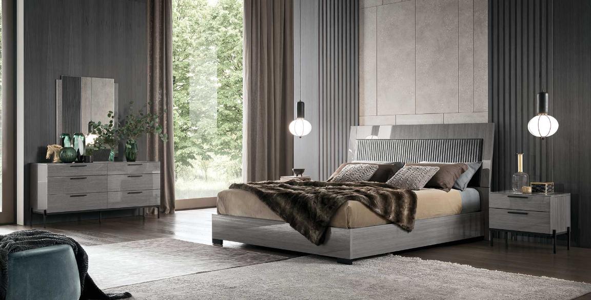 Nova Bed Contemporary Bedroom Furniture Modern Furniture Stores