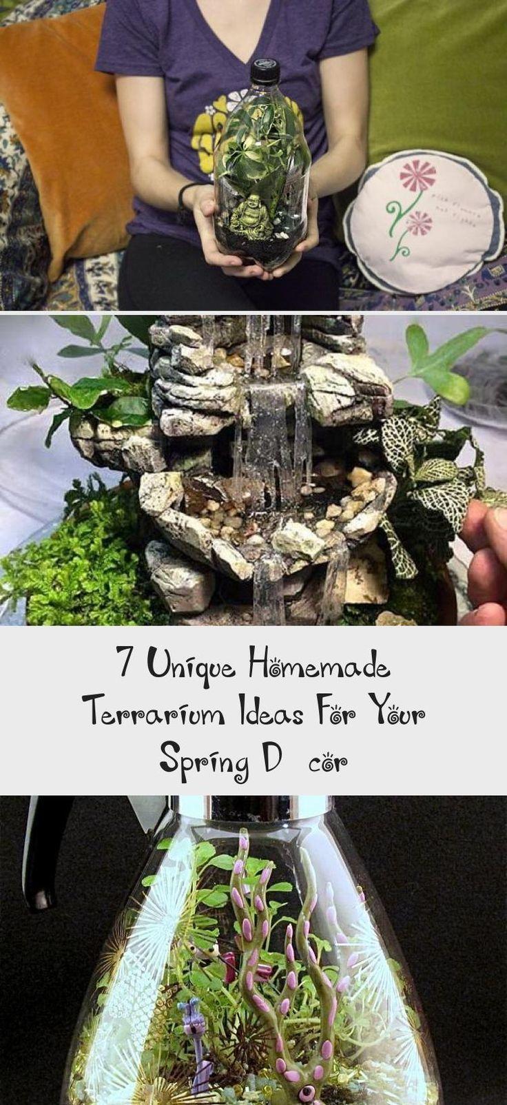7 idées uniques de terrarium maison pour votre printemps