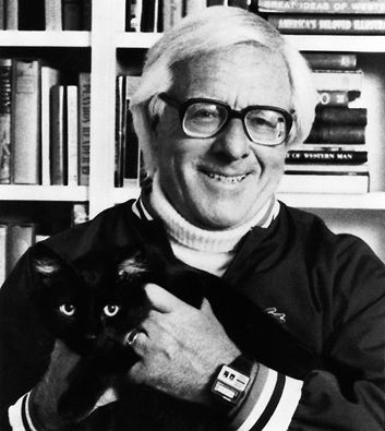 Ray Bradbury | 'Write a short story every day. It's not possible to write 52 bad stories in a row.'