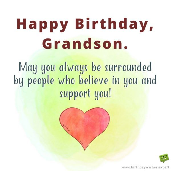 From Your Hi-Tech Grandma And Grandpa: Birthday Wishes For My Grandson
