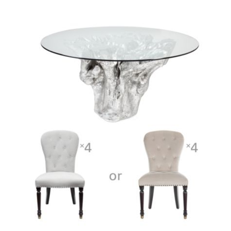 Room · Chic Combo   Sequoia Dining Table ...