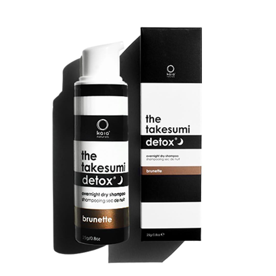 Overnight Dry Shampoo Brunette The Takesumi Detox Kaia Naturals Dry Shampoo Shampoo Natural Dry Shampoo