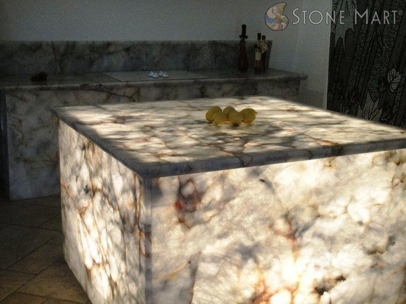 Crystal Quartz Countertops