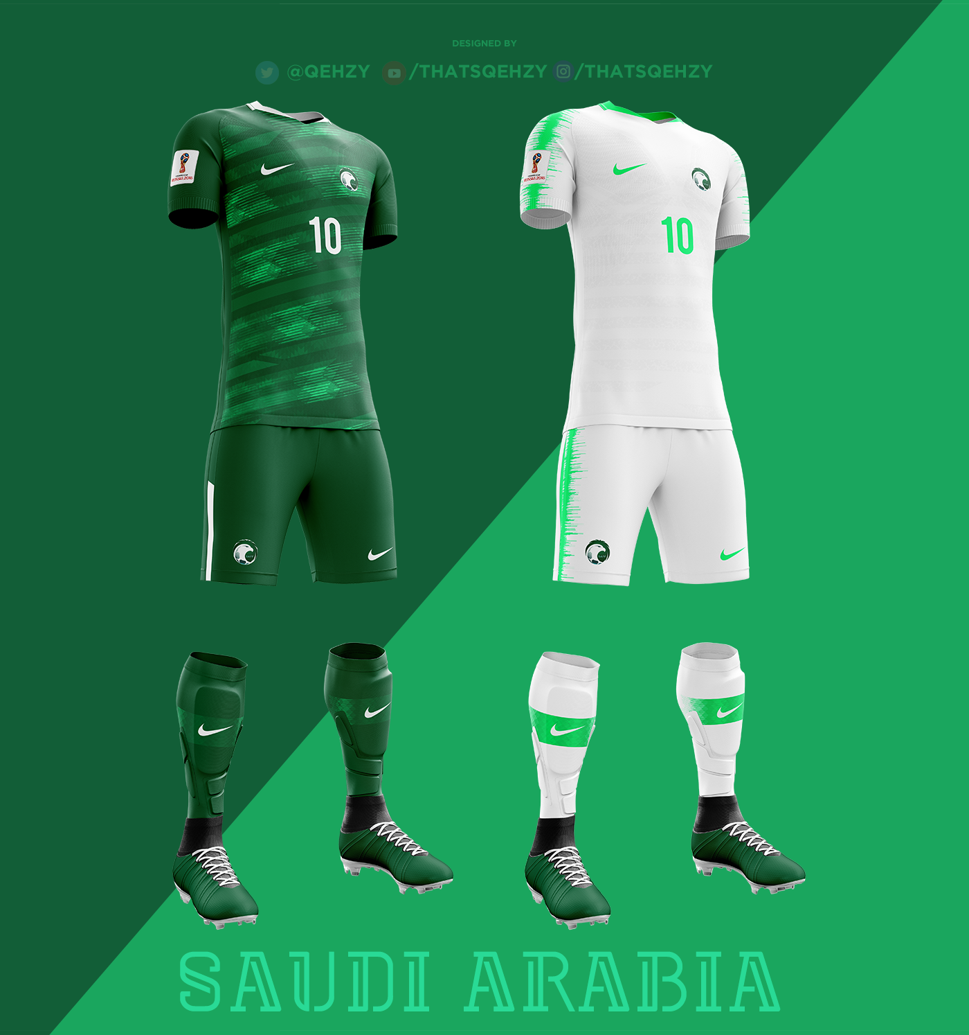 Fifa World Cup 2018 Kits Redesigned On Behance World Cup Jerseys Fifa World Cup Football Outfits