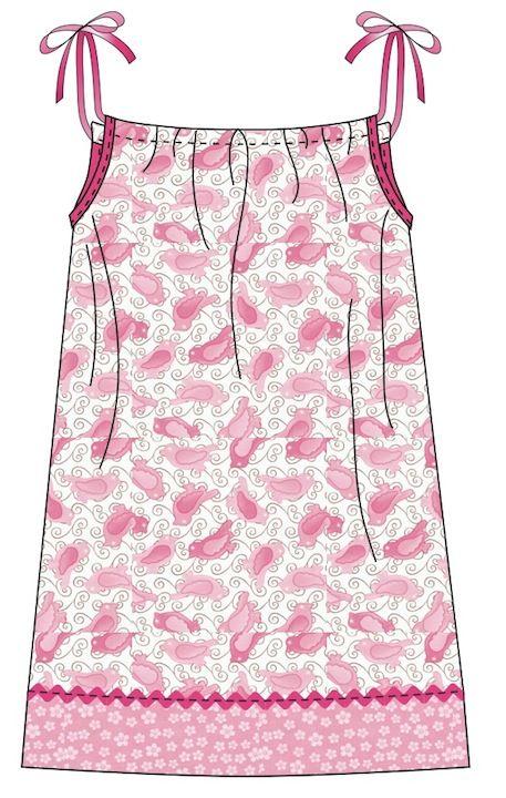 Pillowcase dress DIY - use fabric, not an existing pillowcase ...