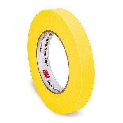6652 3m 3 4 Masking Tape Yellow Masking Tape Tape Paper Tape Design