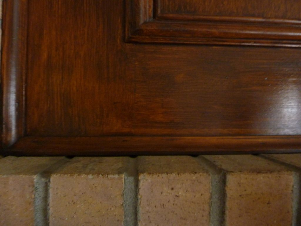 General finishes walnut over honey finished pine gel for Gel stain