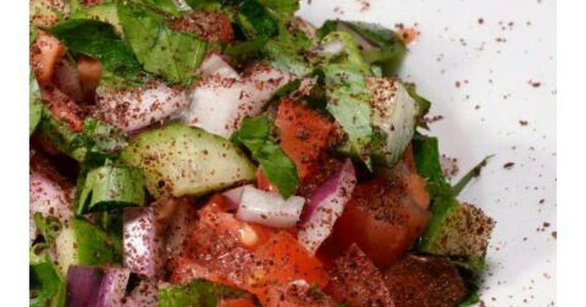 4 من أشهر أطباق السلطة العراقية Recipes Food Salad Recipes