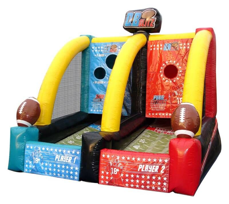 Pin on Inflatable games for rent Grand Rapids MI west Michigan