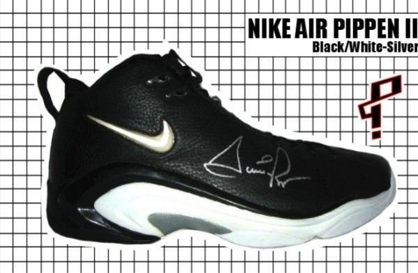A Look Back: Nike Air Pippen Signature Series