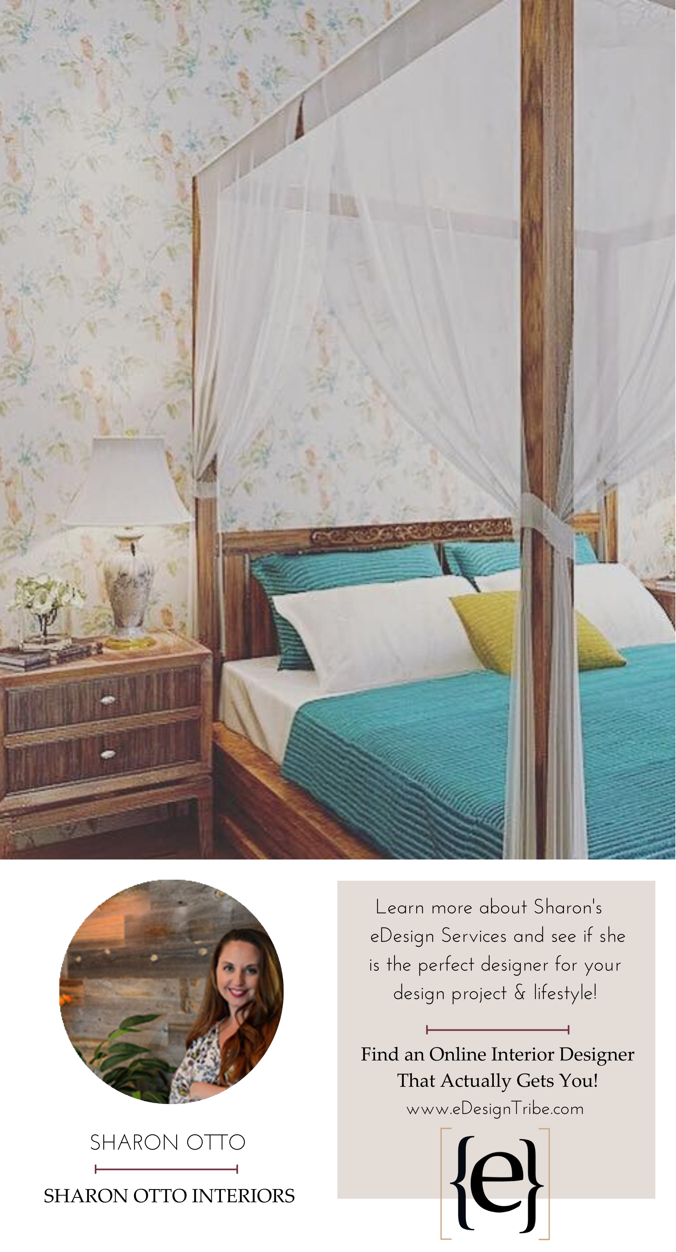 Learn more about Sharon's services and see if she's the e-designer for you!  >> sharonottointeriors.com <<  #edesigntribe #edesignrevolution #interiordesign #edesign #onlineinteriordesign #edesignservices #virtualdesign #edesigner